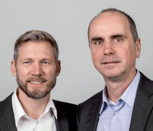Matthias Brinkert und Armin Neises Pressefoto