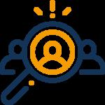 Icon Rekrutierung